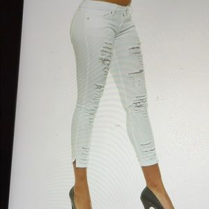 VIP DESTRUCTED JEANS COLLECTION